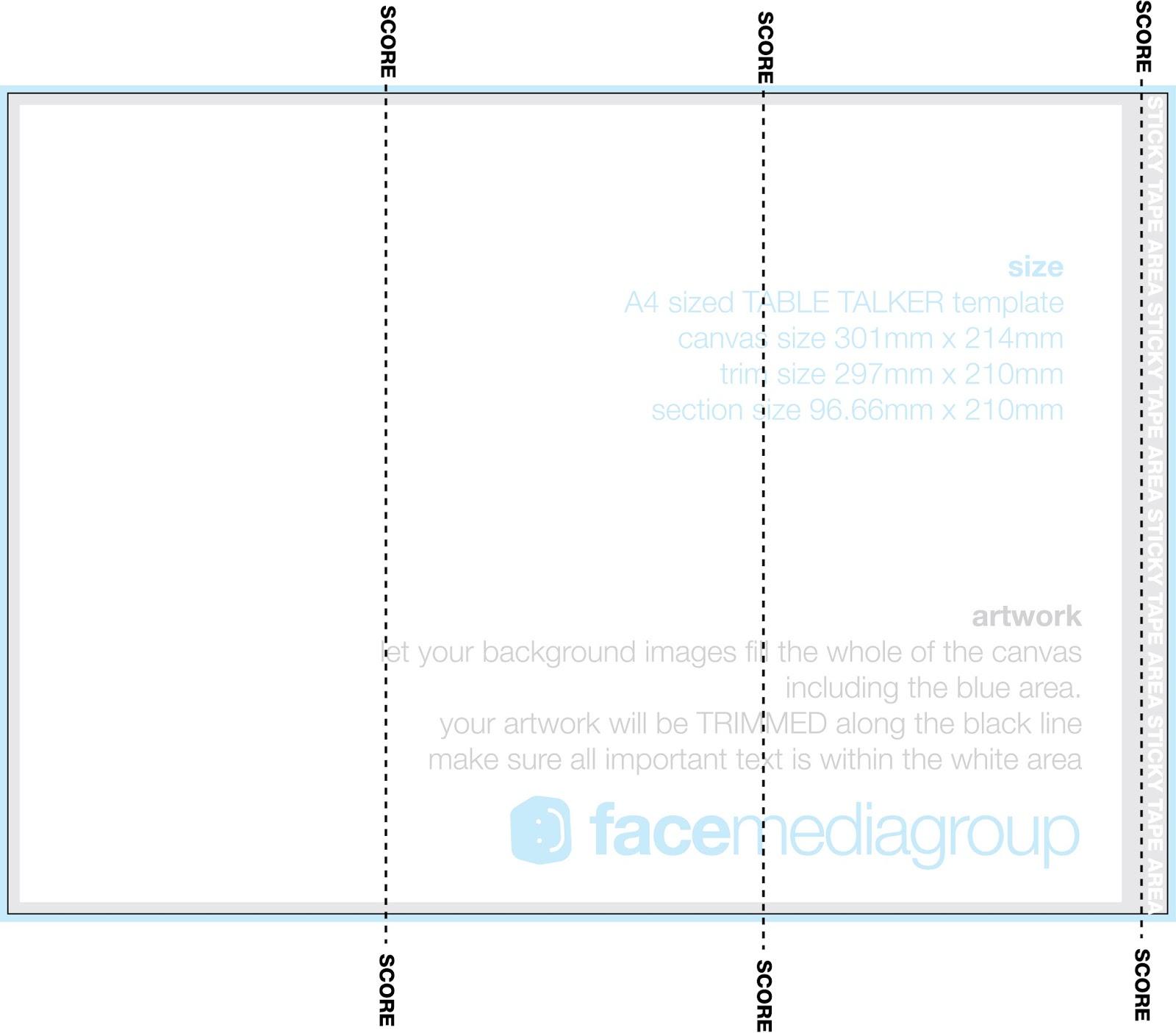 X Brochure Template Printable APA Templates - 5 fold brochure template