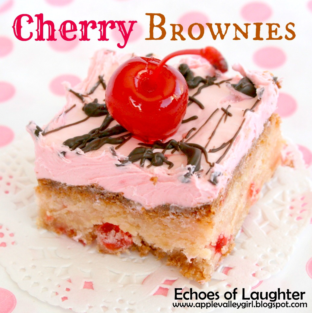 Fantastic Family Favorites Cherry Chocolate Cake