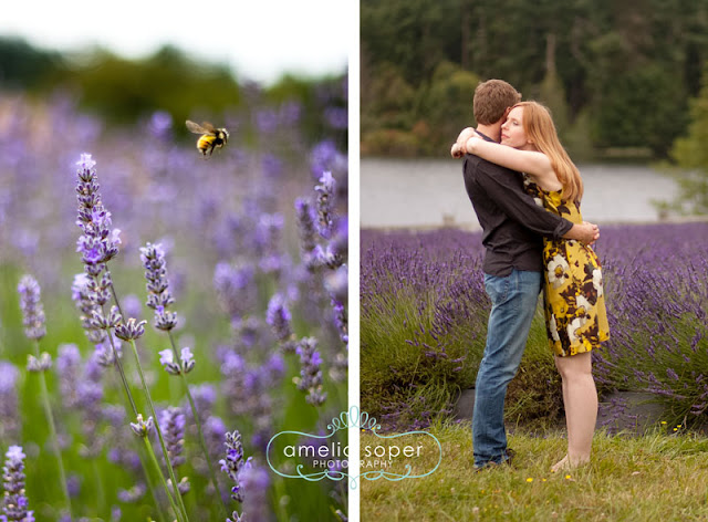 Stacy + Justin | Friday Harbor Day Trip