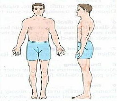 Swimupstream : Do you know your body type?