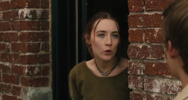 Saoirse Ronan. She's great, man.