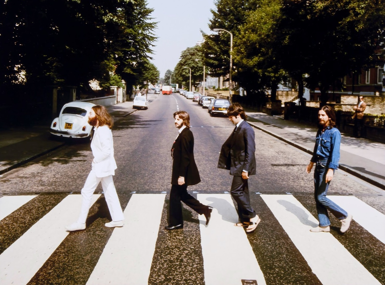 20 interesting stories about the beatles� abbey road album