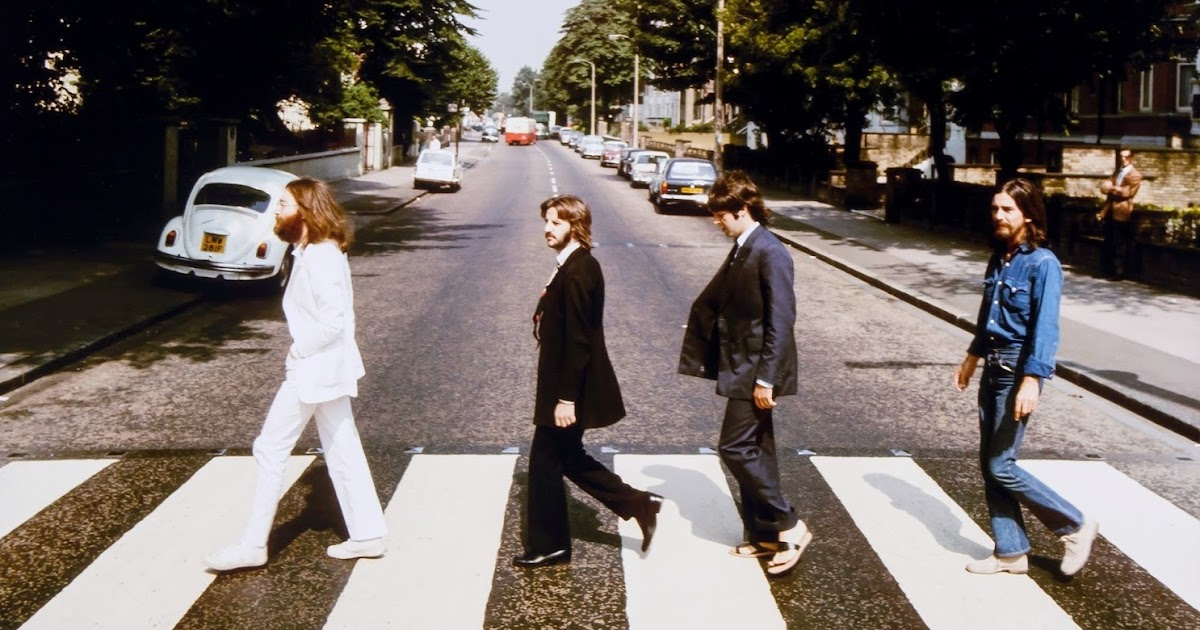 20 Interesting Stories About The Beatles' Abbey Road Album Cover You Probably Didn't Know