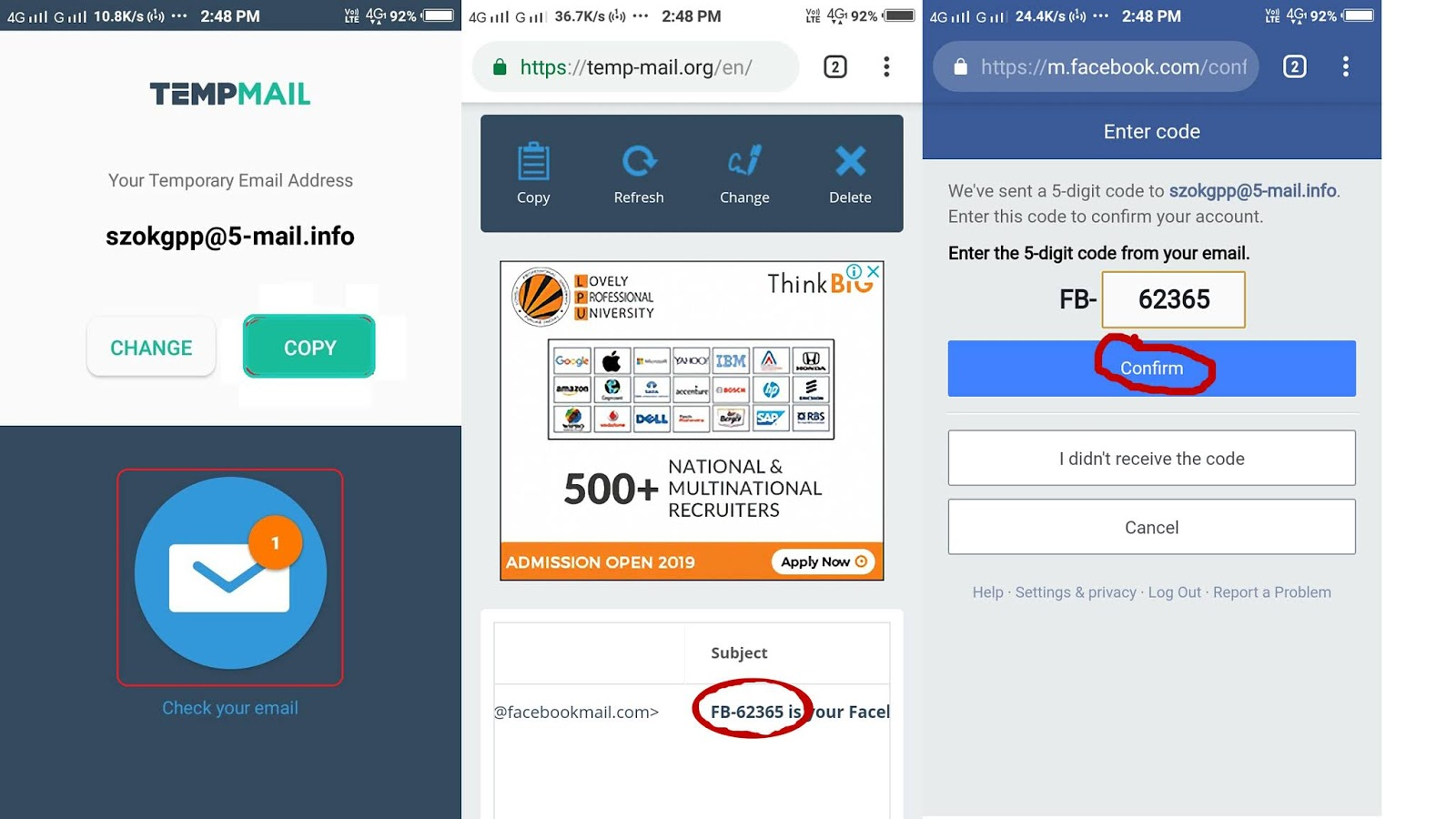 How To Create Fake Facebook Account 2019 - Stay Updated