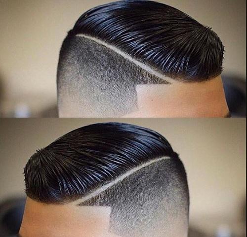 model rambut pria 2018