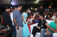 Pujita Ponnada in transparent sky blue dress at Darshakudu pre release ~  Exclusive Celebrities Galleries 050.JPG