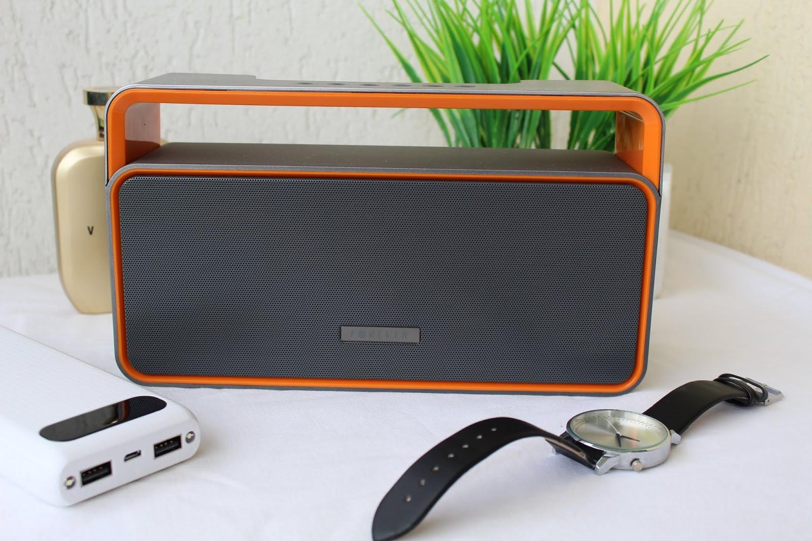 Głośnik Multimedialny Bluetooth Forever BS-600 - prezent dla mężczyzny