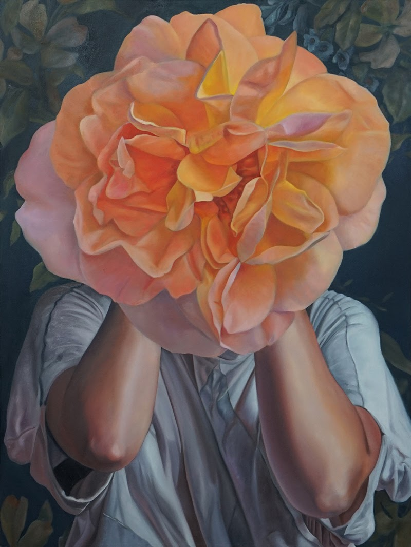 Paintings by Rebecca Tillman-Young from United States.