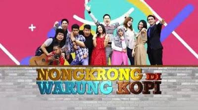Lagu Ost Nongrong di Warung Kopi SCTV