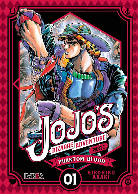 Jojo's Bizarre: Phantom Blood 1