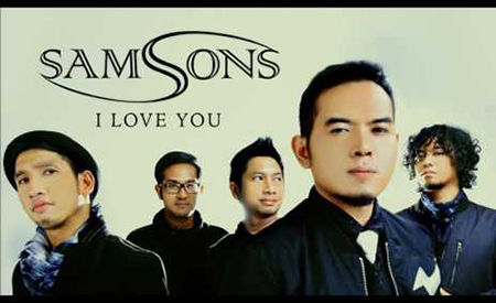 Samsons - I Love You