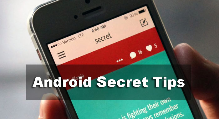 Android Secret Feature Tips and Tricks in Hindi