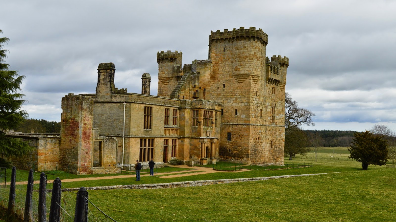 Our Top 10 North East Castles - Belsay Castle