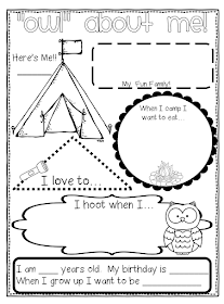 First Grade Wow: May You Have Enough...and a Beginning of