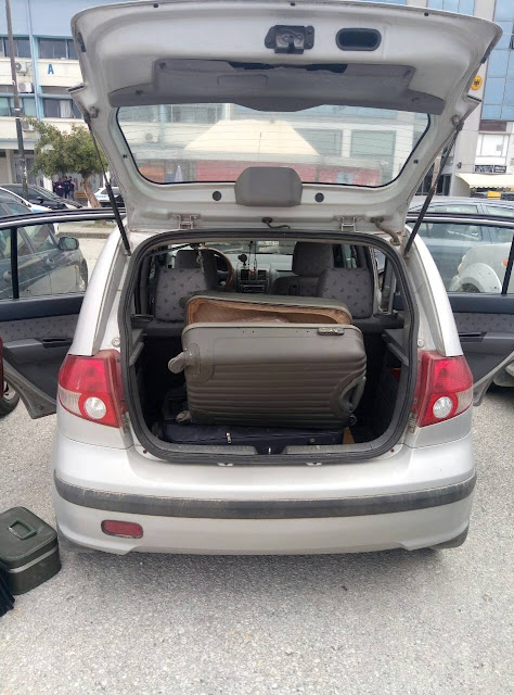 Θεσπρωτία: Συνελήφθη 30χρονη στη Θεσπρωτία, η οποία μετέφερε με Ι.Χ.Ε. αυτοκίνητο 27 κιλά χασίς, για περαιτέρω διακίνηση
