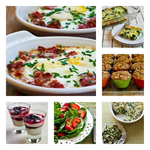 Kalyn's Kitchen®: Twenty Favorite Healthy Recipe Ideas For
