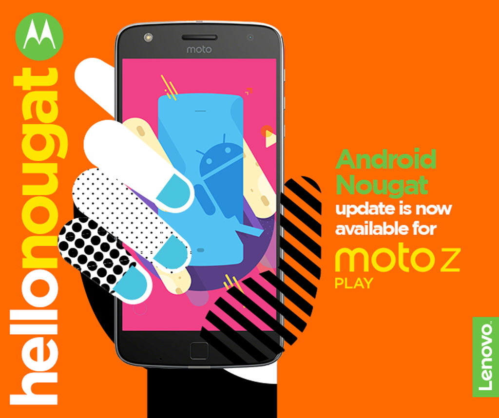 Moto smartphones to get Android 7.0 Nougat