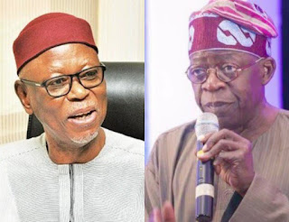 Politics: APC crisis! Tinubu asks Oyegun, NWC members to resign