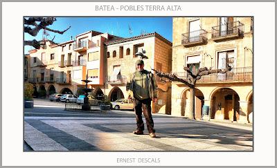 BATEA-TERRA ALTA-POBLES-TARRAGONA-CATALUNYA-VIATJAR-RUTA-FOTOS-ARTISTA-PINTOR-ERNEST DESCALS-