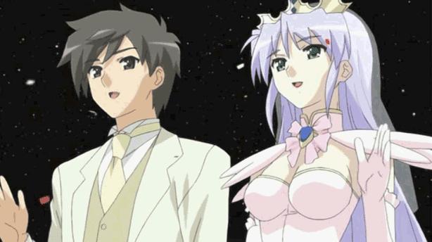Yoake Mae yori Ruriiro na: Crescent Love - Daftar Anime Romance Ending Menikah
