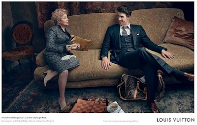 KAT UPDATE: the Vuitton campaign starring Phelps - The IPKat