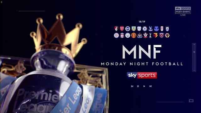 Monday Night Football –  4 February 2019