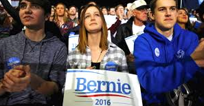 Nearly Half of Sanders Supporters Won't Support Clinton - Bloomberg Politics