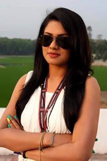 Nusrat Imrose Tisha Hot Selfie