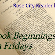 Book Beginnings on Fridays - The Ballroom