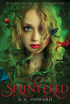 Resultado de imagen para splintered book cover