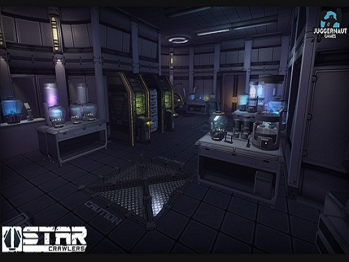 StarCrawlers Hotwire Game Free Download