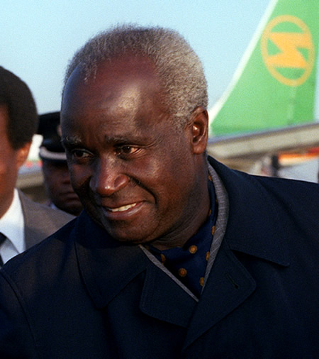 Kenneth Kaunda - First Zambian President