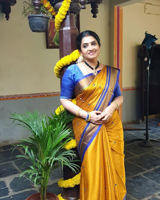 Pandian Stores Sujitha Dhanush Latest Photoshoot Gallery