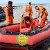 Tim SAR masih Mencari Badan Pesawat Lion Air JT 610 di Laut Karawang Utara