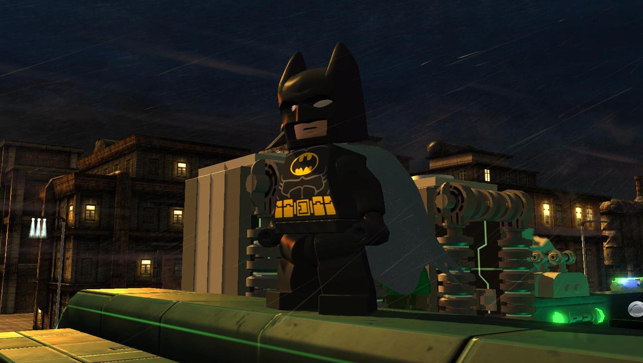 lego batman 2 black adam - photo #19