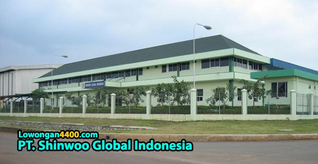 Lowongan Kerja PT. Shinwoo Global Indonesia Kawasan MM2100