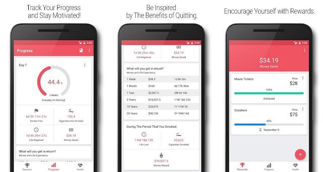 Quit Tracker: Stop Smoking Premium apk