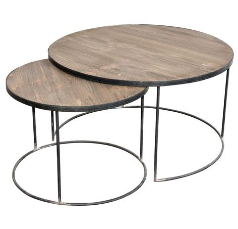 Round Coffee Table You'll Love