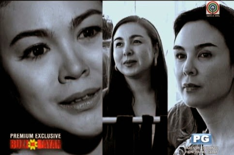 Claudine Barretto's tell-all 'Buzz ng Bayan' Interview