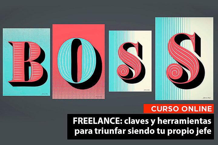 Curso. Freelance: claves y herramientas para triunfar siendo tu propio jefe