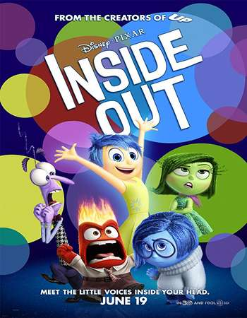 Inside Out 2015 Full English Movie BRRip Download