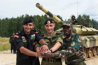 Kompetisi Militer Internasional