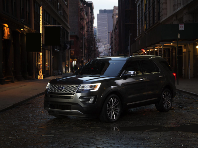 2016 Ford Explorer Will Be In the Gotham Spotlight
