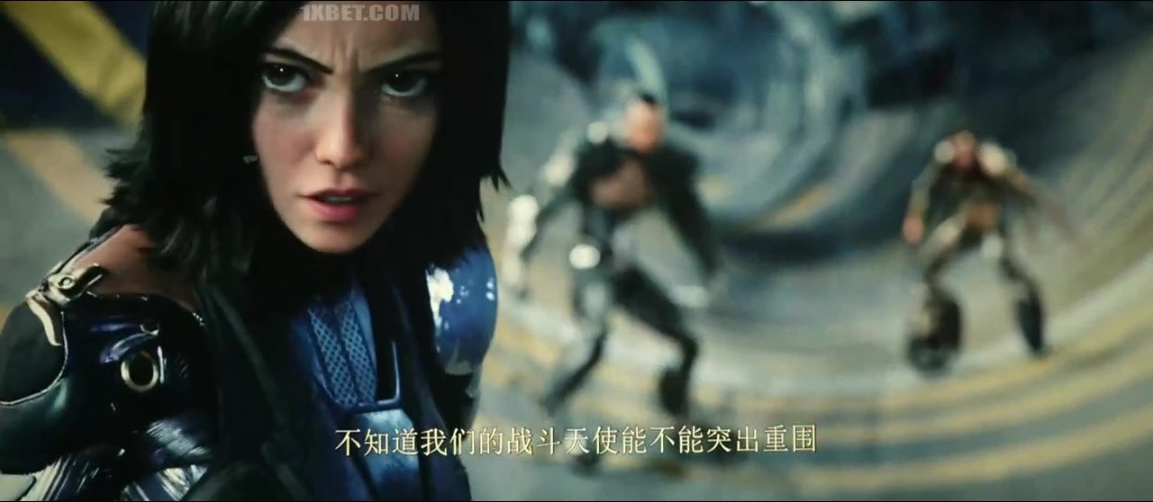 Free Download Alita Battle Angel (2019) Movie HD NEW PRINT