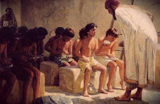 Edubba, la casa delle tavolette, la scuola degli scribi sumeri