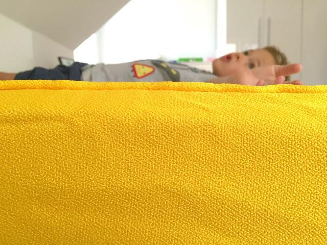 schlaf mami schlaf wir testen die matratze eve testbericht. Black Bedroom Furniture Sets. Home Design Ideas