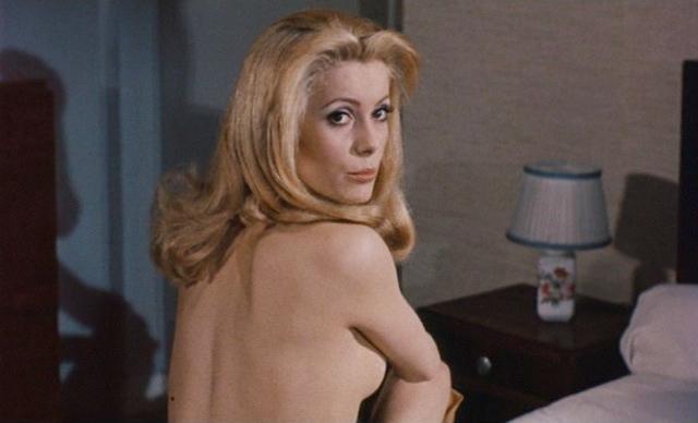 Naked good looking women using dildos