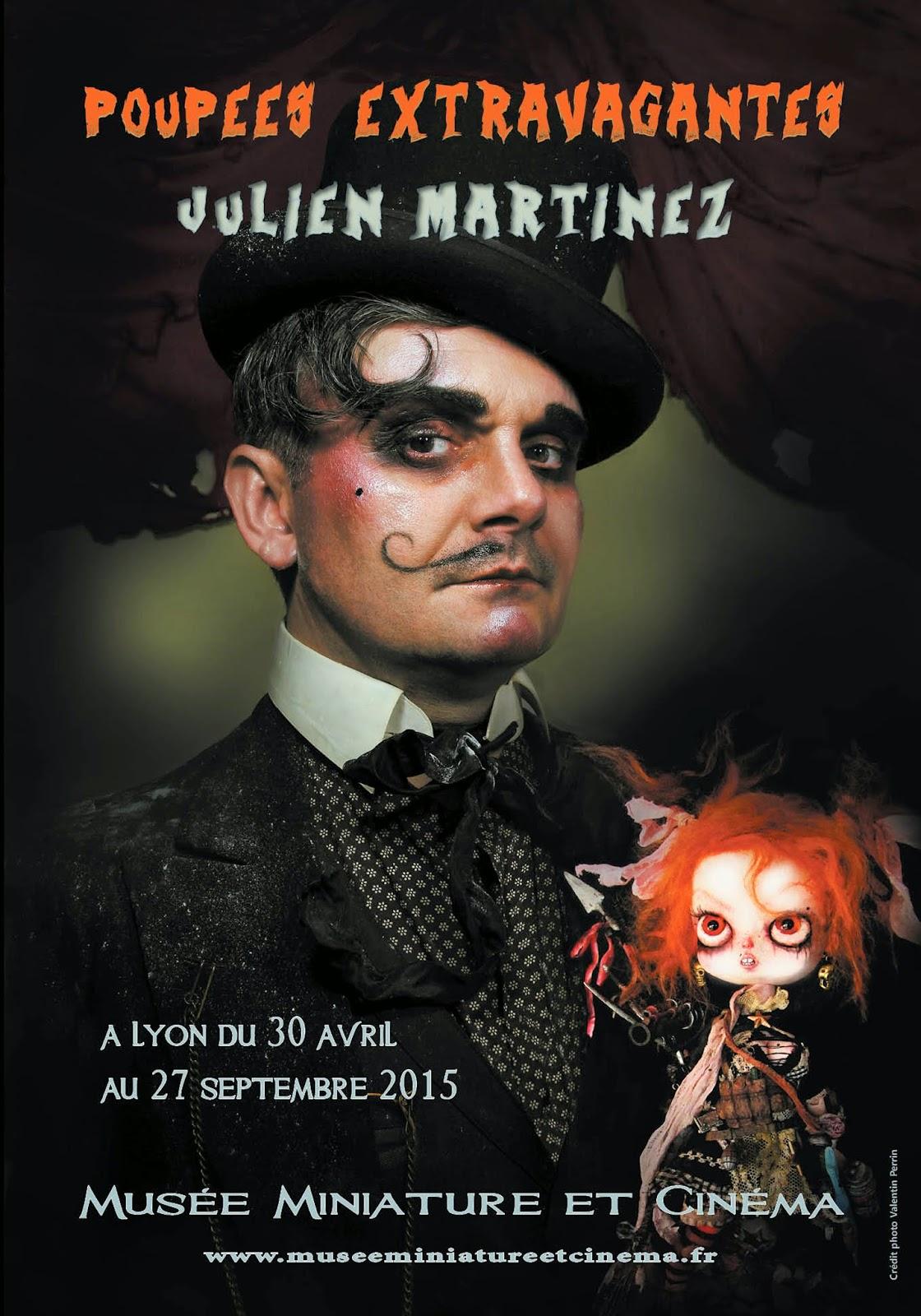 """""""Poupées extravagantes"""" de Julien Martinez"""