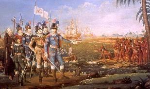 Colonial America (1500-1763)