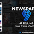 Download free WordPress Theme Newspaper v9.6